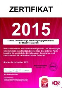 20151203are IQZ-Zertifikat 2015
